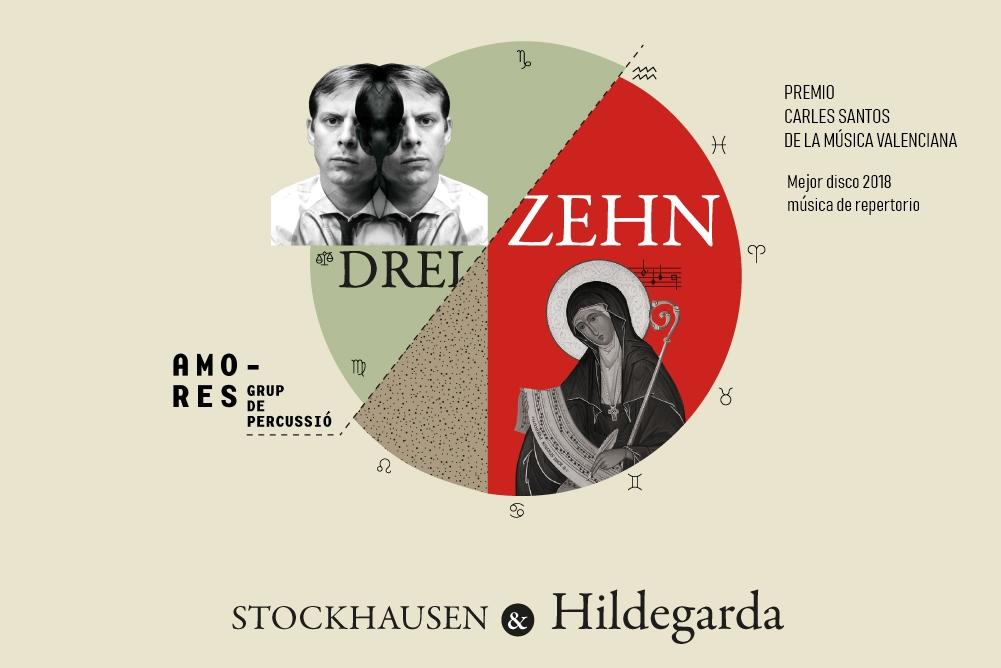 DREIZEHN Stockhausen & Hildegarda