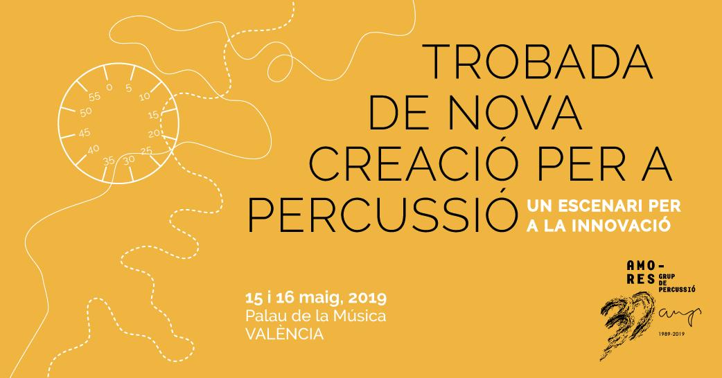 15 y 16 de Mayo de 2019 / Palau de la Música de Valencia